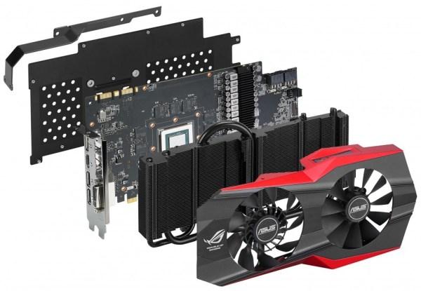 Asus GTX 980 ROG Matrix Platinum - 1