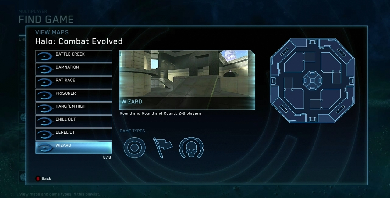Halo 4 matchmaking playlist calendar