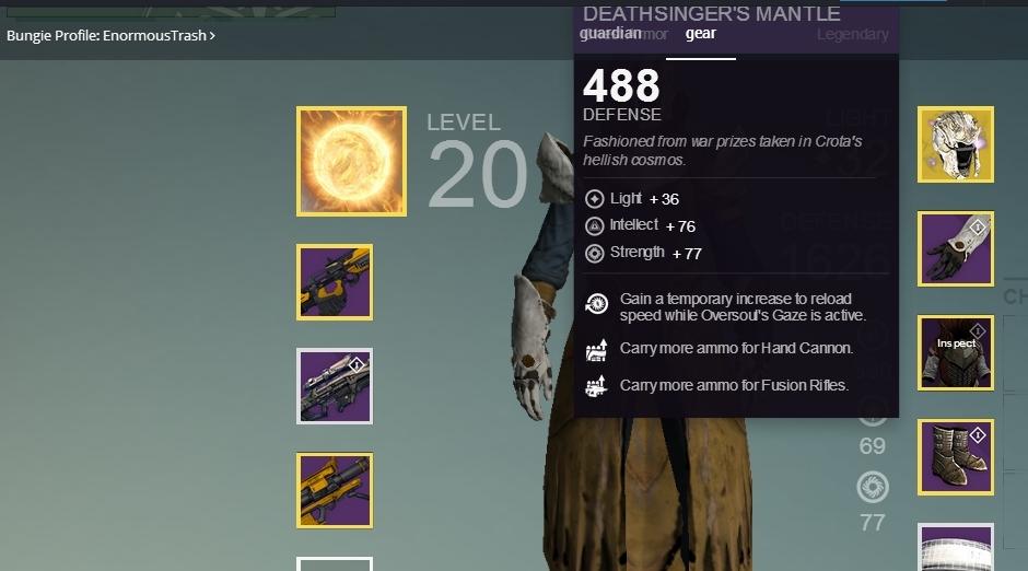 New Destiny Level 32