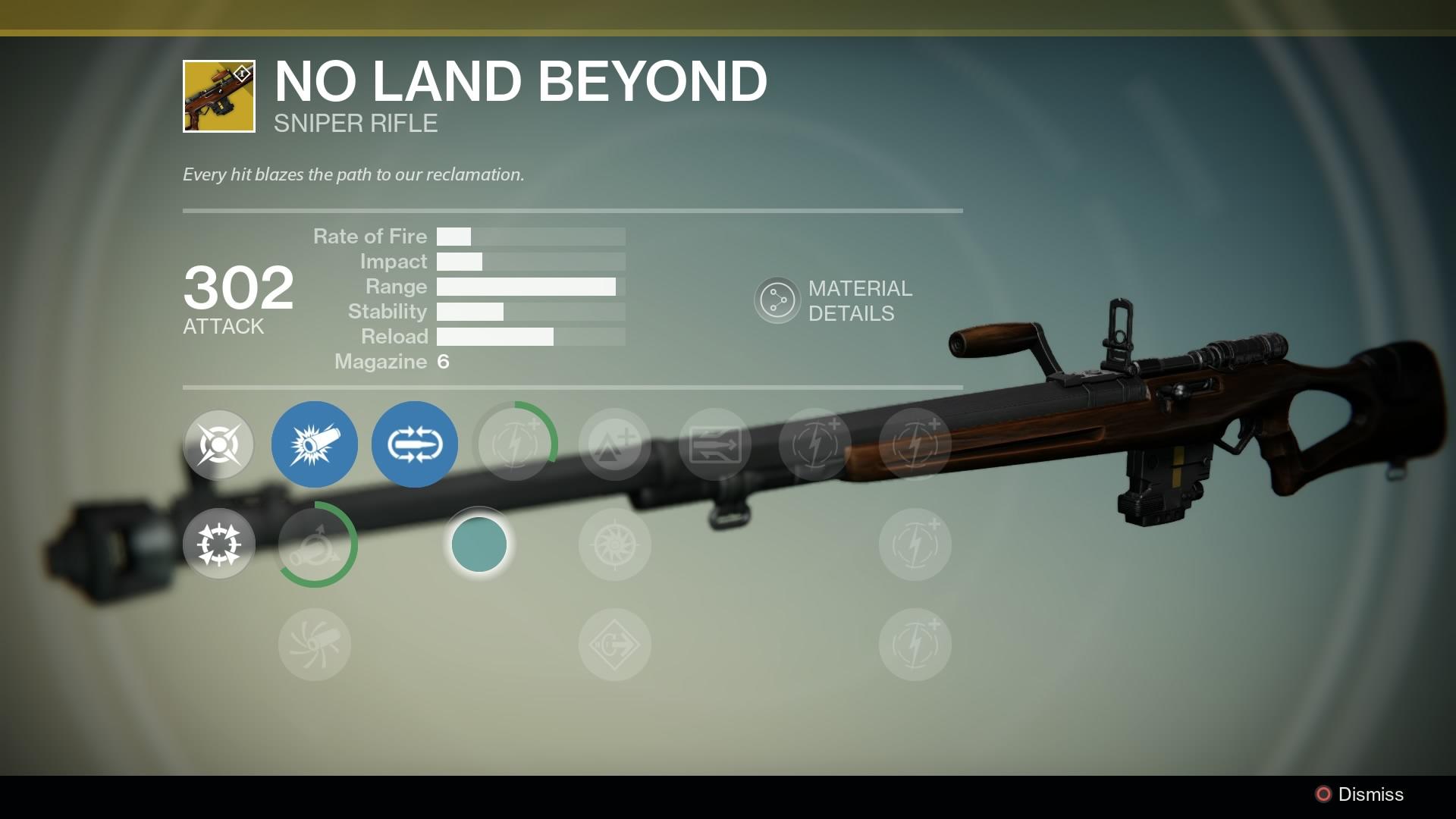No Land Beyond Destiny Xur