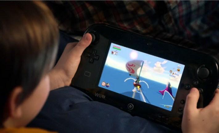 QuickLogic helped make WiiU Game Pad possible.