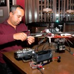 TGI Fridays' Mistletoe Drone - 1