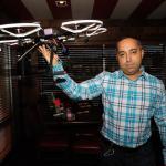 TGI Fridays' Mistletoe Drone - 5