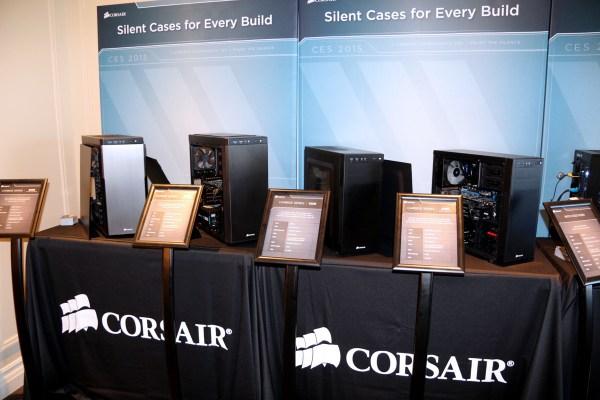 Corsair Suite CES 2015