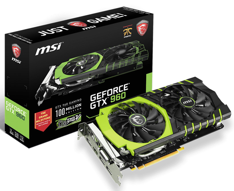 GTX 960 limited edition