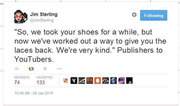 Jim Sterling Nintendo