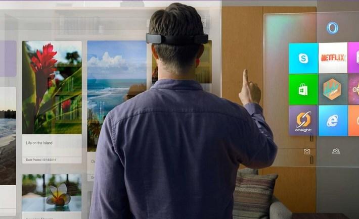 Microsoft HoloLens 3