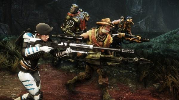 Evolve Hunters 4