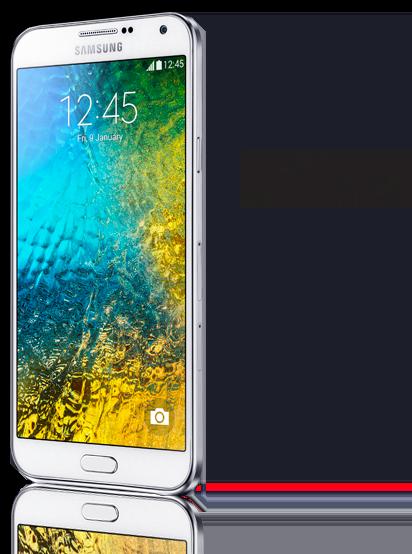 Samsung Galaxy E7 (Photo Courtesy of Samsung)
