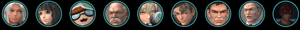 Xenoblade Character List