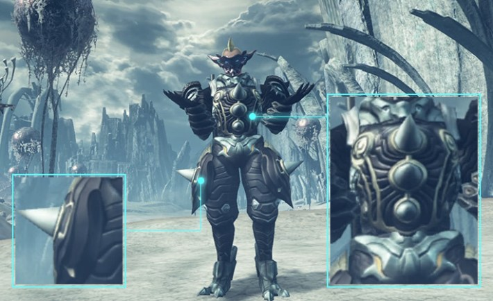 Xenoblade Chronicles X Character 1