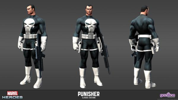 Punisher_Classic_Model