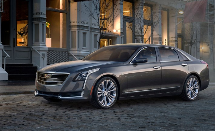 Cadillac Ct6 A Brand New Competitor In The Luxury Car Segment Vr