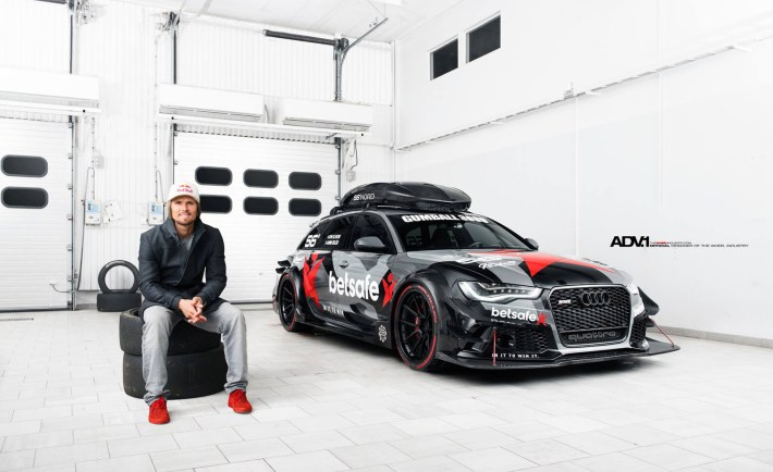 Audi RS6 By Jon Olsson Photoshoot 4
