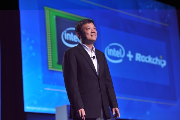 Rockchip CEO Min Li