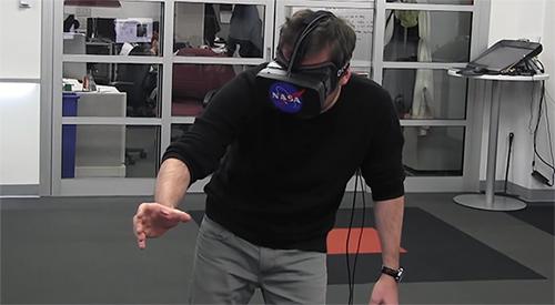 Kinect v2 NASA