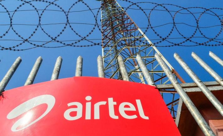 airtel-logo-fence