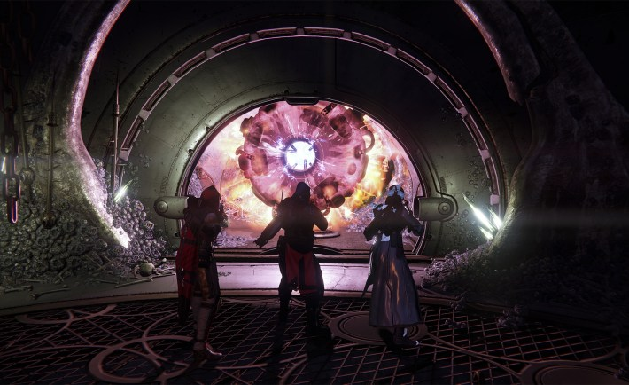 Destiny Prison of Elders Screen 1