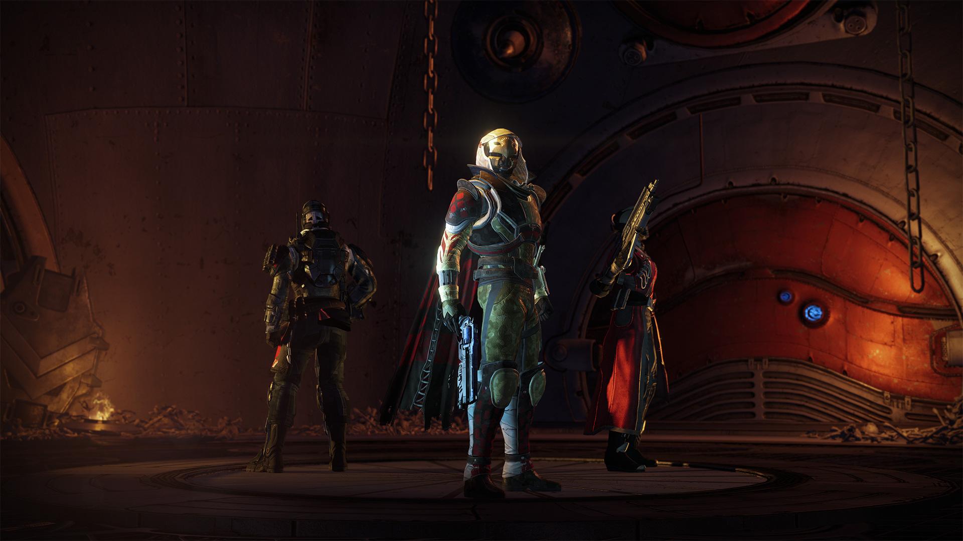Destiny Prison of Elders Screen 2