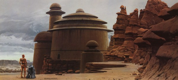 Star Wars Concept Art - Jedi8