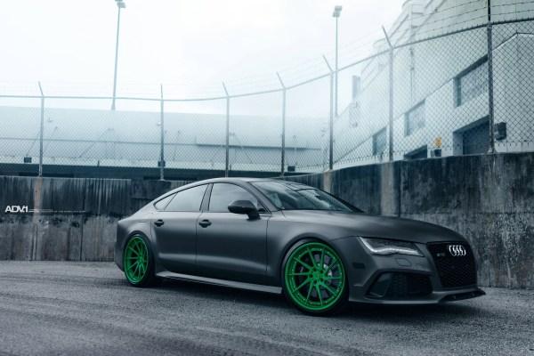 Audi RS7 On ADV10R Track Spec CS Wheels (4)