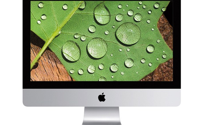 Apple iMac Updated Lineup Image