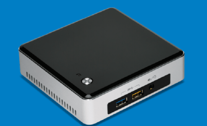 Intel Mini PC NUC5i5RYK