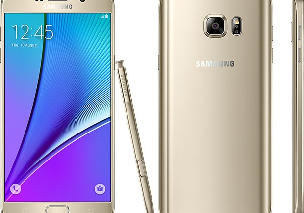 Samsung Galaxy Note 5 Platinum