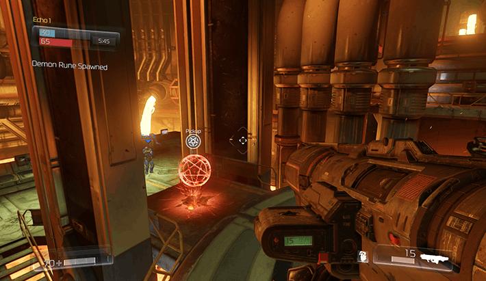 DOOM Multiplayer Alpha Map