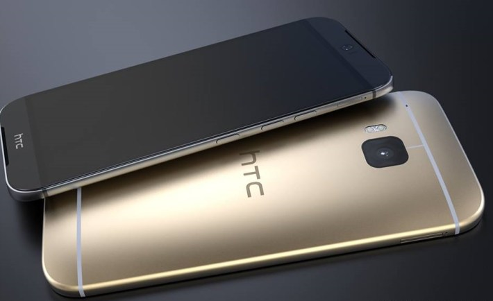 "Concept Rendering of HTC One M10 ""Perfume"" smartphone"