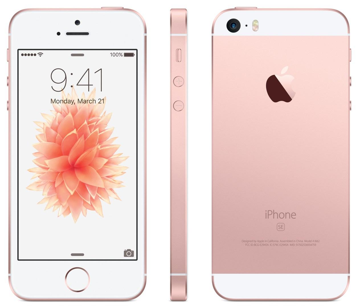 Apple iPhone SE Image 3