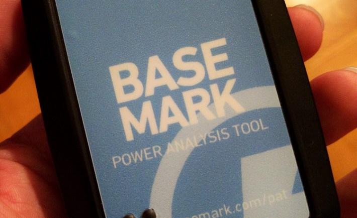 Basemark PAT in Hand