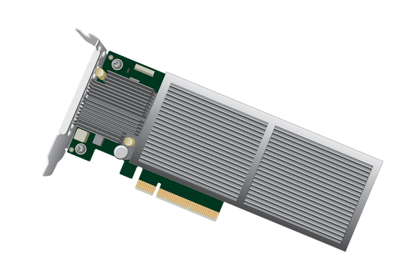 Seagate Prototype PCIe x8 SSD