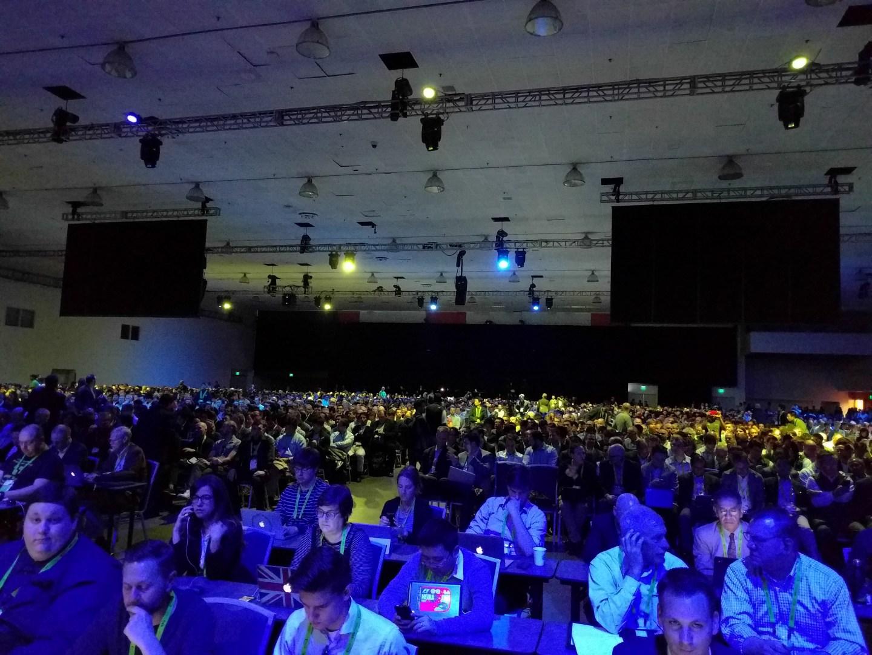 Nvidia Live Keynote Blog - VR World