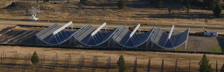 CHIME 100-meter Platform