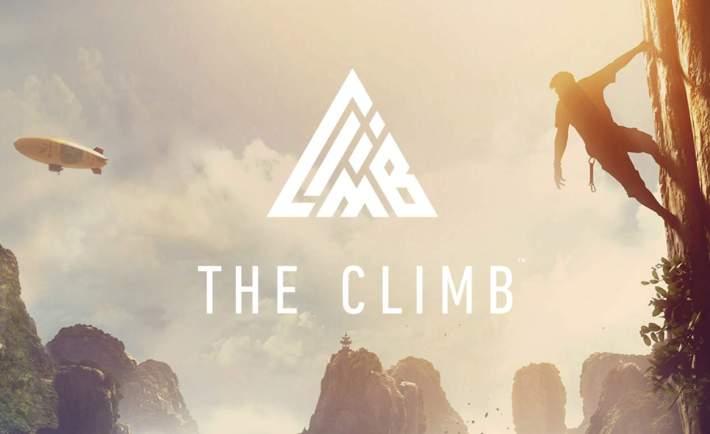 Crytek's The Climb, a VR experience