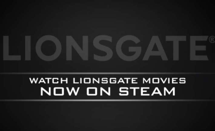 Steam now features over 100 movies from Lionsgate