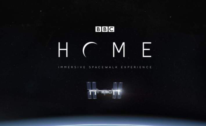BBC Home: Immersive Spacewalk VR Experience