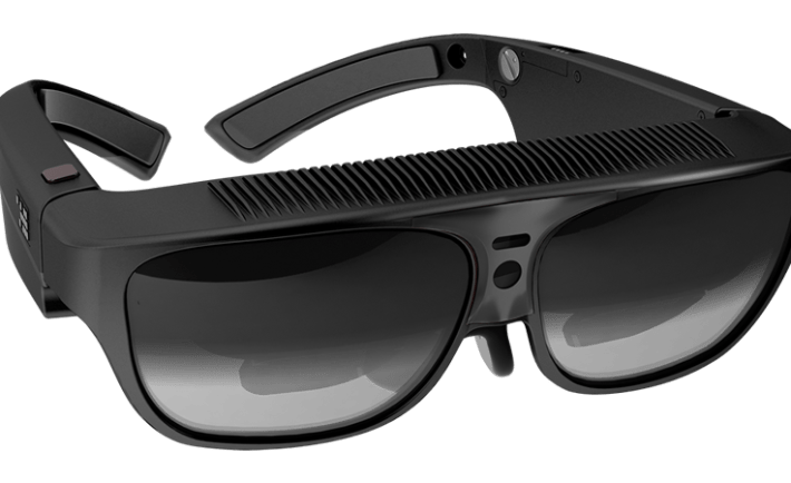 ODG's R-7 VR/AR Glasses served as a base for a consumer product.