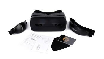 5f772a7a11c Hands On  VR PARK-V3 Google Cardboard Headset - VR World
