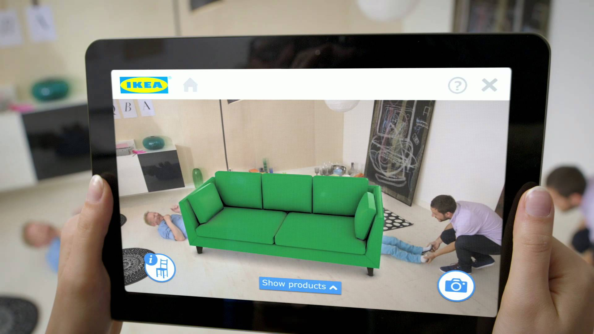 IKEA's Place ARKit App Hits the App Store