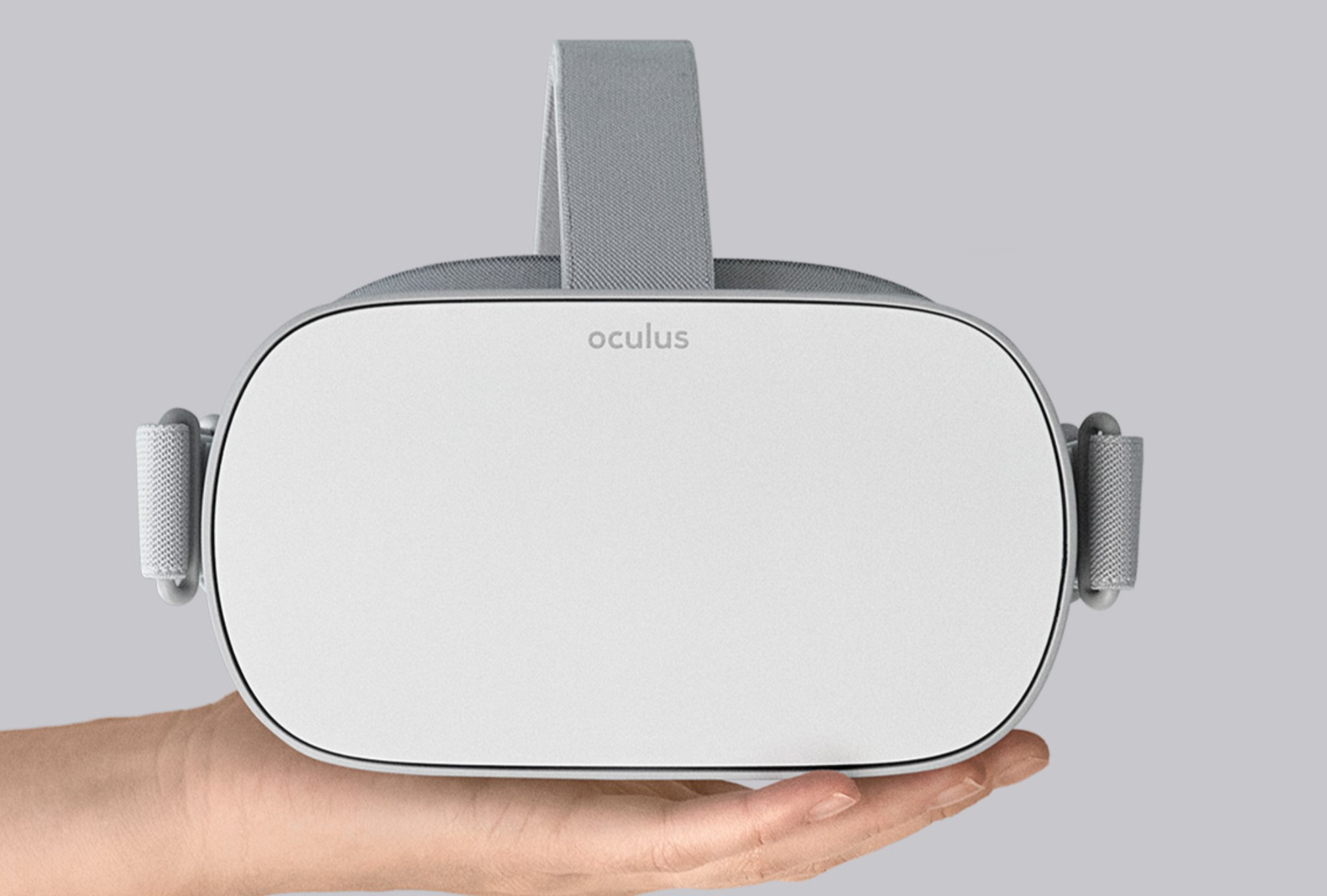Oculus announces the stand-alone Oculus Go VR headset