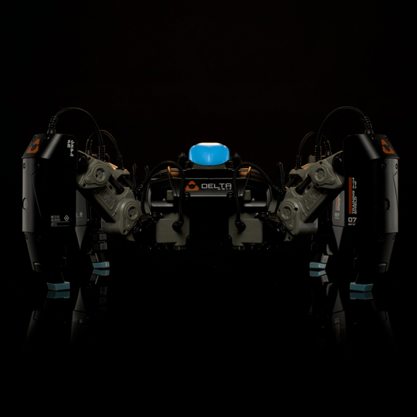 Reach Robotics' MekaMon gaming robot Can Be control using Smartphone