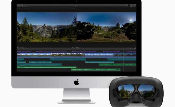 Apple adds VR features to Final Cut Pro - VR World