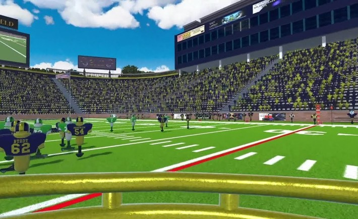 The Five Sports We Desperately Want To See Hit VR