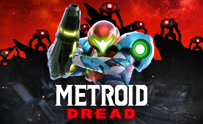 Metroid Dread for Nintendo Switch