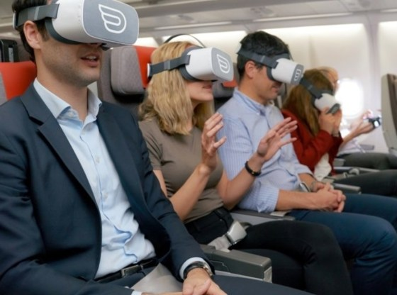 Iberia offers VR on Madrid-New York and Madrid-Tel Aviv flights