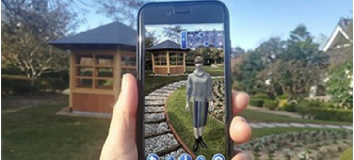 Shima Seiki adds AR mode to VR knitwear app
