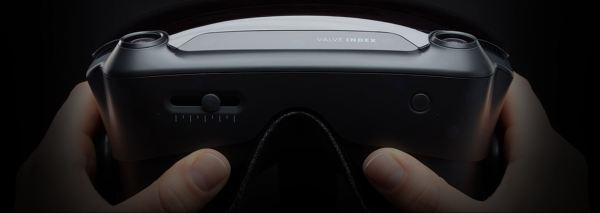 Valve Index VR headset due in May
