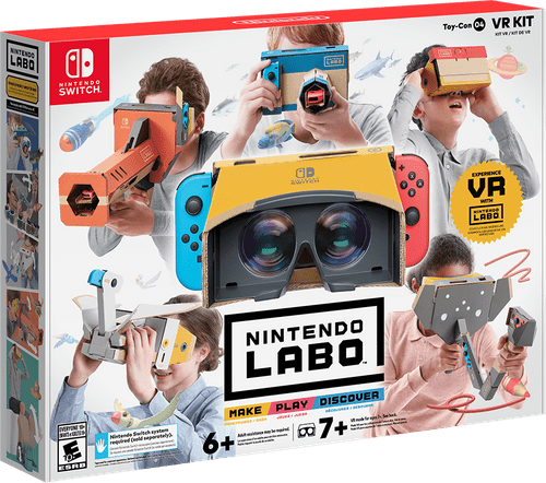 Samsung and Nintendo raise the stakes in VR and AR consumer battle